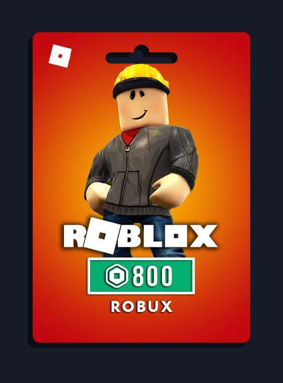 Roblox Gift Card 10 USD